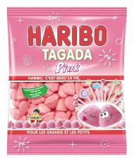 Sachet Bonbons Tagada Pink