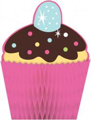 Centre de table Cupcake Anniversaire