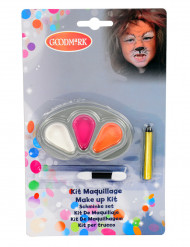 Mini kit maquillage tigre