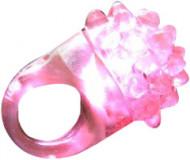 1 bague magique avec LED rose