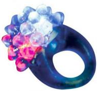 1 bague magique avec LED  bleu