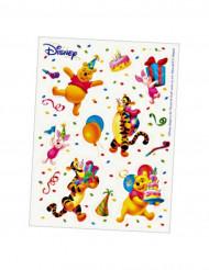 6 stickers Winnie The Pooh ™