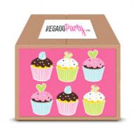Super Pack anniversaire Cupcake anniversaire