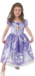 Déguisement luxe Princesse Sofia Disney™ fille