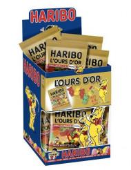 Mini sachet  bonbons Haribo ours d'or
