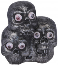 Lampe têtes de mort