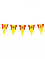 Guirlande drapeaux espagnols