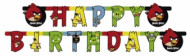 Guirlande happy birthday Angry Birds™