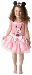 Déguisement ballerine rose Minnie™ fille