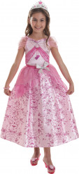Déguisement Barbie™ princesse pastel fille