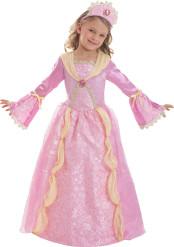 Déguisement Corolle™ princesse médievale rose fille