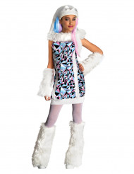 Déguisement luxe Abbey Bominable Monster High™ fille