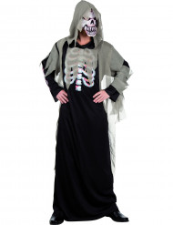 Déguisement moine squelette homme Halloween