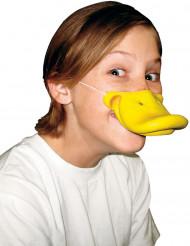 Nez souple canard