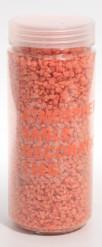 Petites pierres décoration orange 750 g