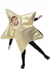 Déguisement étoile enfant Noël