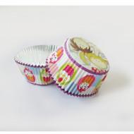 24 Moules à cupcakes Petits Chefs