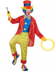 Déguisement clown amusant homme