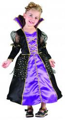 Déguisement princesse magicienne fille