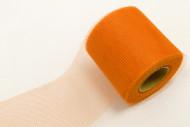 Rouleau de tulle orange 20 mètres