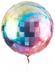 Ballon aluminium Boule Disco 81 cm