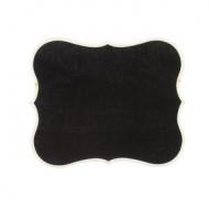 Ardoise forme vintage 10 x 12 cm