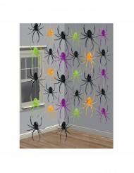 Décorations à suspendre araignées