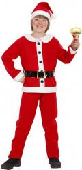 Déguisement Père Noël complet garçon