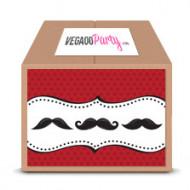 Classic Pack anniversaire Moustache™