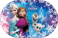 Set de table plastique La reine des neiges™