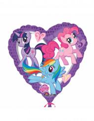 Ballon aluminium Mon petit poney™