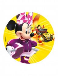Disque en sucre Minnie™ 16 cm