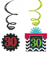 Suspensions 30 ans Celebrate your birthday