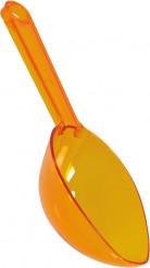Pelle à bonbons orange
