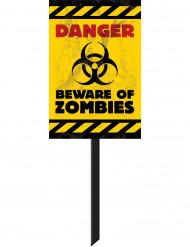 Panneaux signalisation Zombies