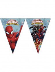 Guirlande à fanions Spiderman™ 2.60 m