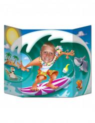 Passe tête Surfeur