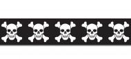 Ruban en plastique Pirate 150 cm
