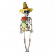 Squelette Homme Dia de los Muertos 45 cm