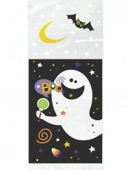 20 Sachets en plastique Happy Halloween