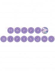 Guirlande anniversaire Licorne magique 2 m