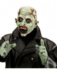 Masque monstre de laboratoire enfant Halloween