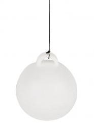 Poids ballon hélium blanc 35 g
