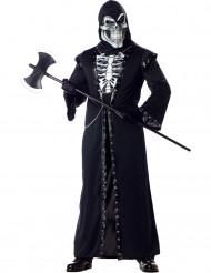 Déguisement squelette morbide adulte Halloween