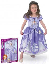 Coffret déguisement luxe Princesse Sofia™ fille