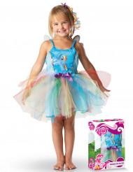 Coffret déguisement classique Rainbow Dash™  fille