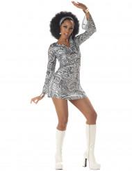 Déguisement Diva Disco pour femme