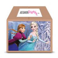 Maxi Pack anniversaire La Reine des Neiges™ bleue