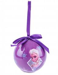 Boule lumineuse La Reine des Neiges™ 7,5 cm Noël