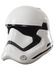 Masque luxe casque 2 pièces StormTrooper Star Wars VII™ adulte